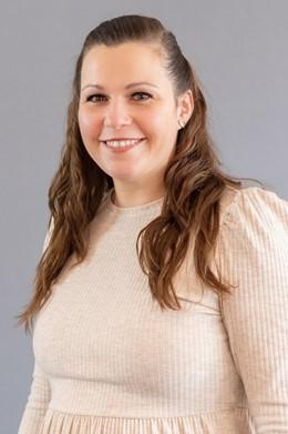 Katharina Kretschmann - Ansprechpartnerin