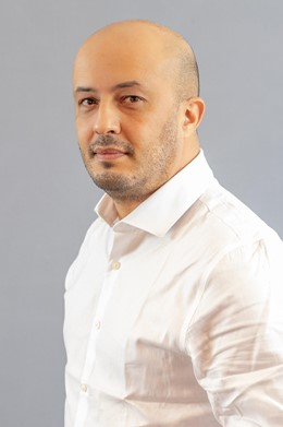 Mounir Benmoussa - Ansprechpartner