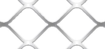 Streckgitter aus Stahl blank | 1000 x 2000 mm | Quadratmasche | M 40 | Durchlass 77%
