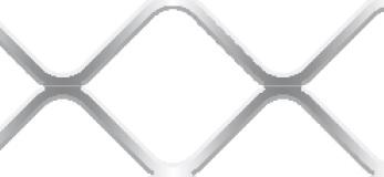 Streckgitter aus Stahl blank | 1000 x 2000 mm | Quadratmasche | M 50 | Durchlass 76%
