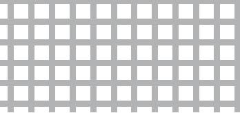 Lochblech aus Aluminium (Al99,5)   1 x 1000 x 2000 mm   Qg 5-7,5   Durchlass 44,44%
