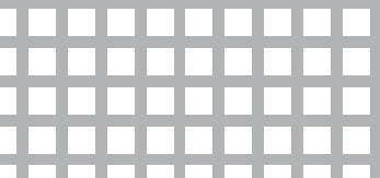 Lochblech aus Aluminium (Al99,5)   1,5 x 1000 x 2000 mm   Qg 6-9   Durchlass 44,44%