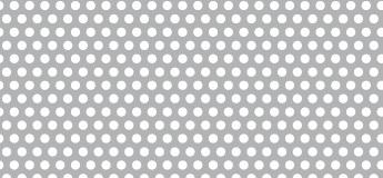 Lochblech aus Aluminium (Al99,5)   1 x 1000 x 2000 mm   Rv 2-3,5   Durchlass 29,62%